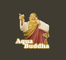 Aqua Buddha Unisex T-Shirt