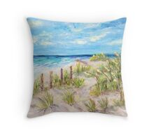 Gulf Island  Throw Pillow