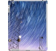 Cell Phone Tower Star Communications  iPad Case/Skin