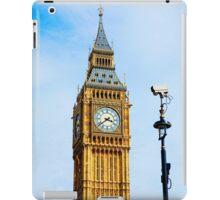 Big Ben Security iPad Case/Skin