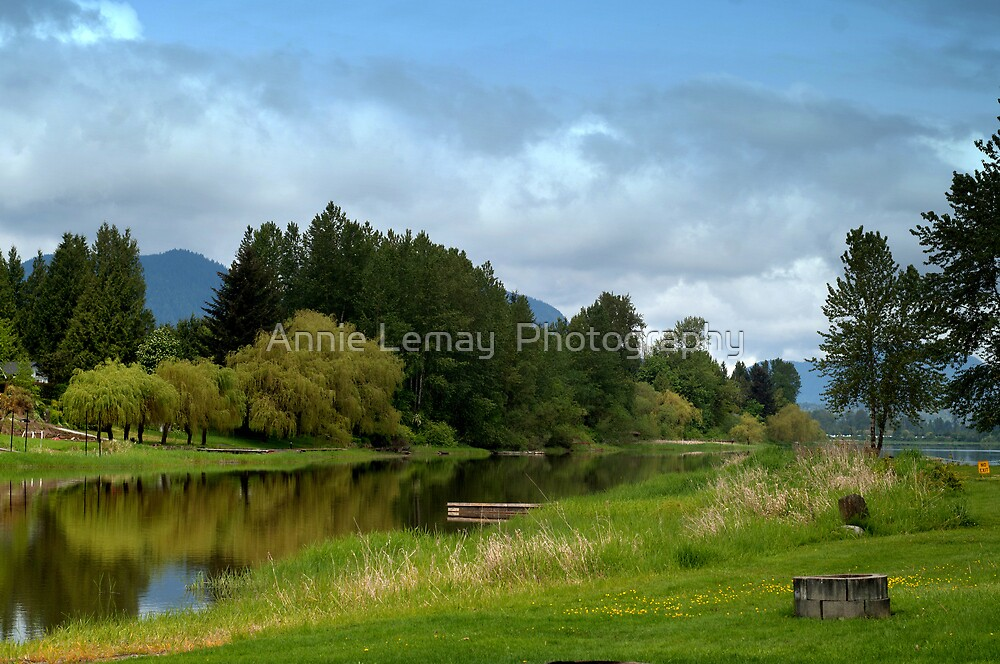 A day at the lake by Annie Lemay  Photography