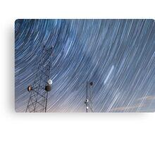 Communications Tower Power  Metal Print