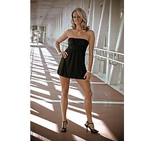 Fitness and Glamour Photographic Print