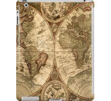 Old World Map  iPad Case/Skin