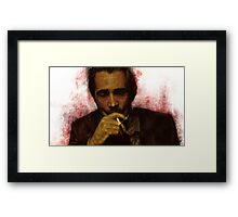 True Detective - Ray Velcoro Framed Print