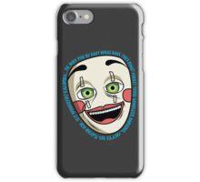 Why You So Sad? iPhone Case/Skin