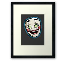 Why You So Sad? Framed Print
