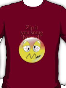 Zip it T-Shirt