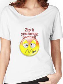 Zip it Women's Relaxed Fit T-Shirt