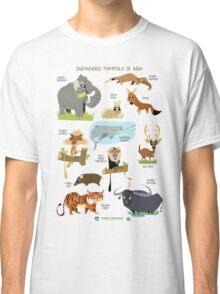 Endangered Mammals of India Classic T-Shirt