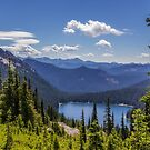 Dewey Lake Mt Rainier National Park by Jonicool