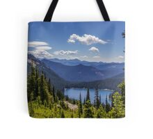 Dewey Lake Mt Rainier National Park Tote Bag