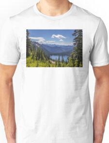 Dewey Lake Mt Rainier National Park Unisex T-Shirt