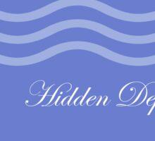 Hidden Depths Sticker