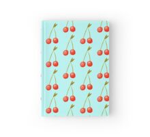 Very Cherry Hardcover Journal