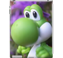 Peaceful Yoshi  iPad Case/Skin