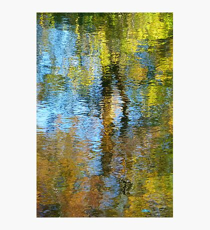 watery  impressions  Photographic Print
