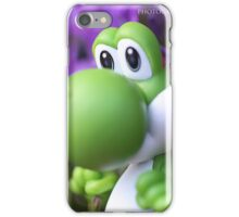 Peaceful Yoshi  iPhone Case/Skin