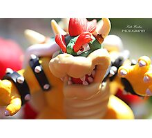 Bowser - Photography Photographic Print