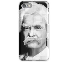 Twain iPhone Case/Skin