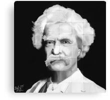 Twain Canvas Print