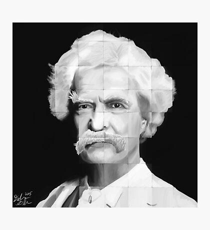 Twain Photographic Print