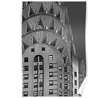 Chrysler building Poster