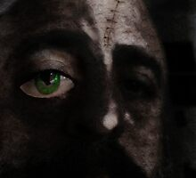 Self Portrait #5 by Scott Mitchell