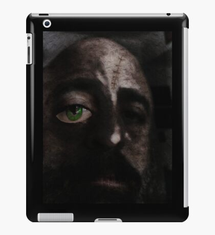 Self Portrait #5 iPad Case/Skin