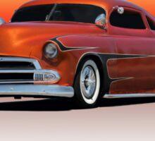 1951 Chevrolet 'Kustom' Bel Air II Sticker