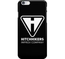Hitchhikers Improv (White) iPhone Case/Skin