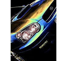 Subaru Impreza  Photographic Print