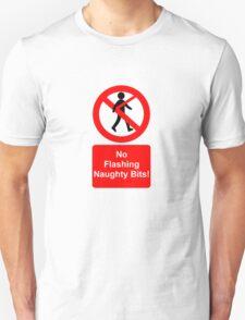 No naughty bits T-Shirt