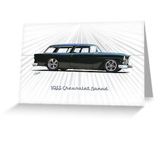 1955 Chevrolet Nomad  Greeting Card