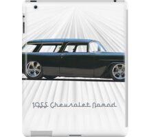 1955 Chevrolet Nomad  iPad Case/Skin