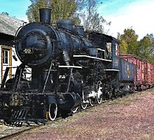 Peace Train by wiscbackroadz