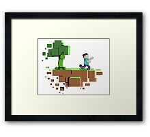 EPIC MineQuest Framed Print