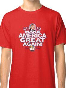 Donald Trump Make America Great 2016 Classic T-Shirt