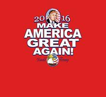 Donald Trump Make America Great 2016 Unisex T-Shirt