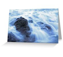 Rocks at Sea Greeting Card