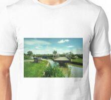 Swinging Bridge  Unisex T-Shirt