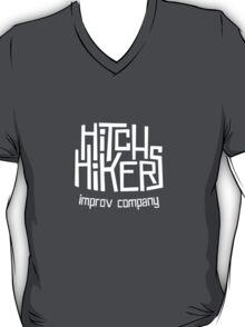 Hitchhikers Improv (Retro White) T-Shirt