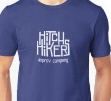 Hitchhikers Improv (Retro White) Unisex T-Shirt