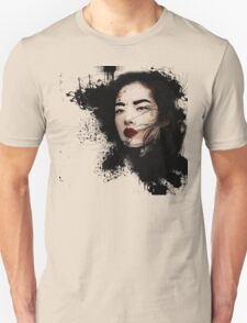 Inked Girl! Unisex T-Shirt