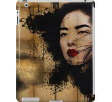 Inked Girl! iPad Case/Skin