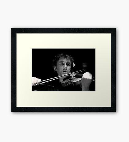 Yann Tiersen Framed Print