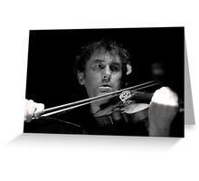 Yann Tiersen Greeting Card