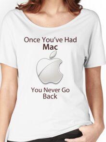 Mac Women's Relaxed Fit T-Shirt