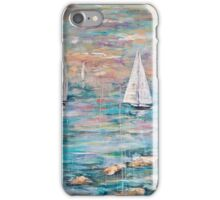 Sailing Away 1 iPhone Case/Skin