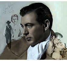 Gary Cooper Photographic Print